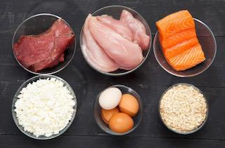 Quelles sont les conséquences d'un déficit en protéines ?