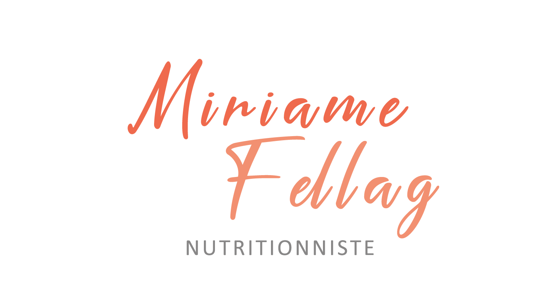 Miriame Fellag Nutritionniste